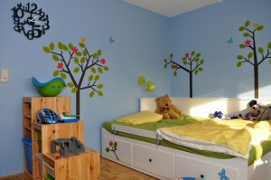 Decorating your Kid's Bedroom: Smart Tips for Designing a Lively Functional Space