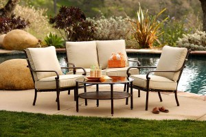 Start Preparing for the Spring Season with Outdoor Patio Furniture