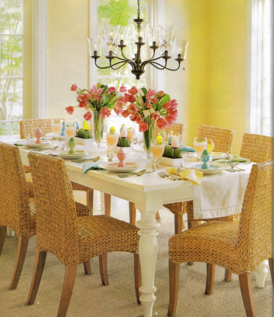 5 Tips For Setting Up A Stylish And Comfortable Easter