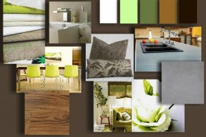 How to Make an Interior Decorating Storyboard