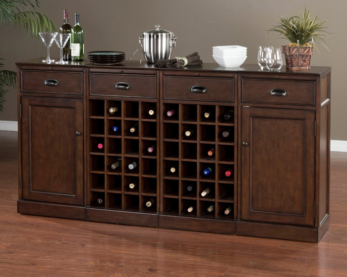Home Bars - Perfect for Football Season - Decor Talk Blog