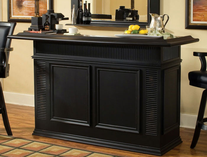 Gentil Entertain With An Indoor Wet Bar