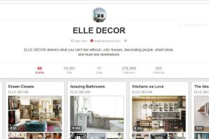 Top 5 Home Decor Pinterest Pages to Follow