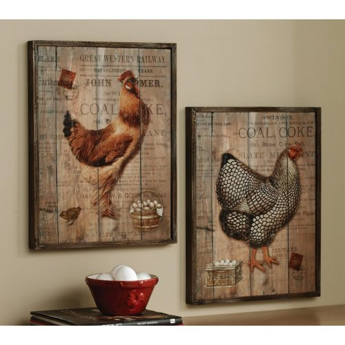 roosters-paintings