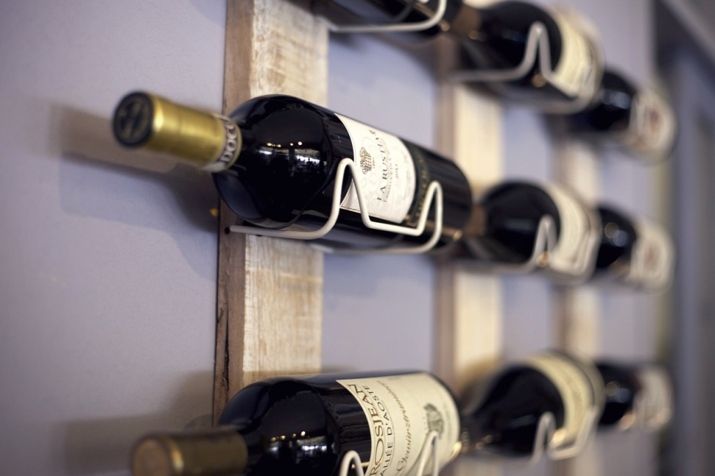 Wine rack for your home