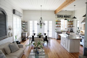 How to Bring HGTV's Fixer Upper Design to Your Home