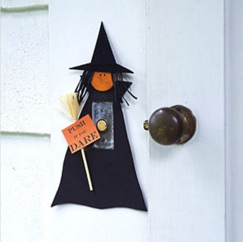 witch-doorbell